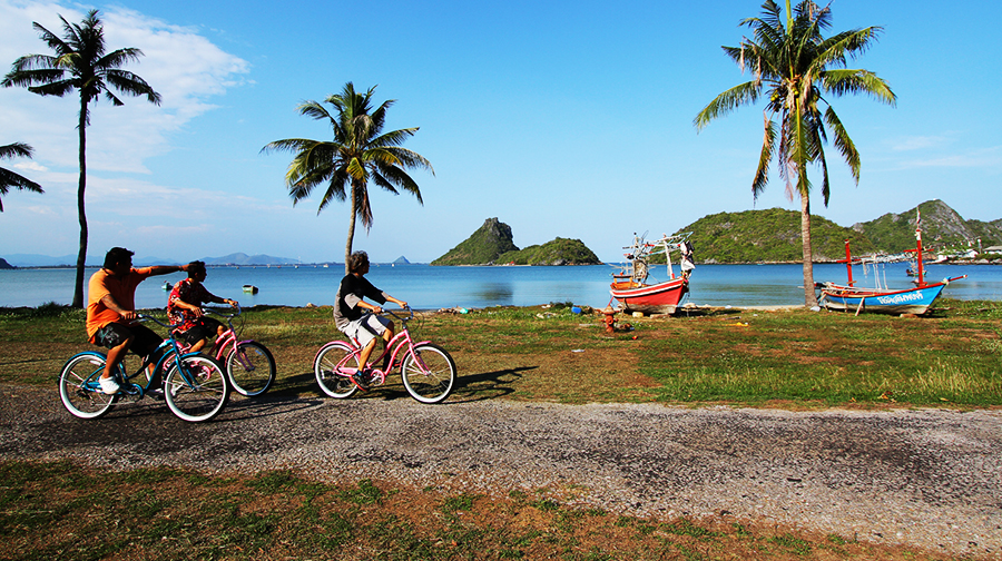Cruising wonder 3 bays in 1 day velo thailand for 3 bays